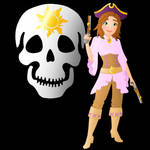 Disney Pirate: Rapunzel