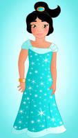 Little princess: Jasmine by Willemijn1991