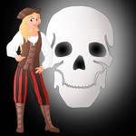 Disney Pirate:  Eilonwy