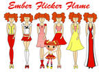 Fashion Commision: Ember Flicker Flame