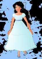 Dress-swap Jasmine by Willemijn1991