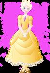 Dress-swap Elsa