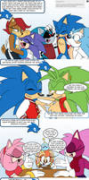 AU Ask: Sonic, How's your family?