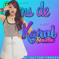 ICONS DE KAROL SEVILLA PACK - NATYEDITIONS25 by NatyEditions25