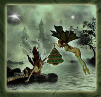 Fairy, Fairy Christmas by hurricanekerrie