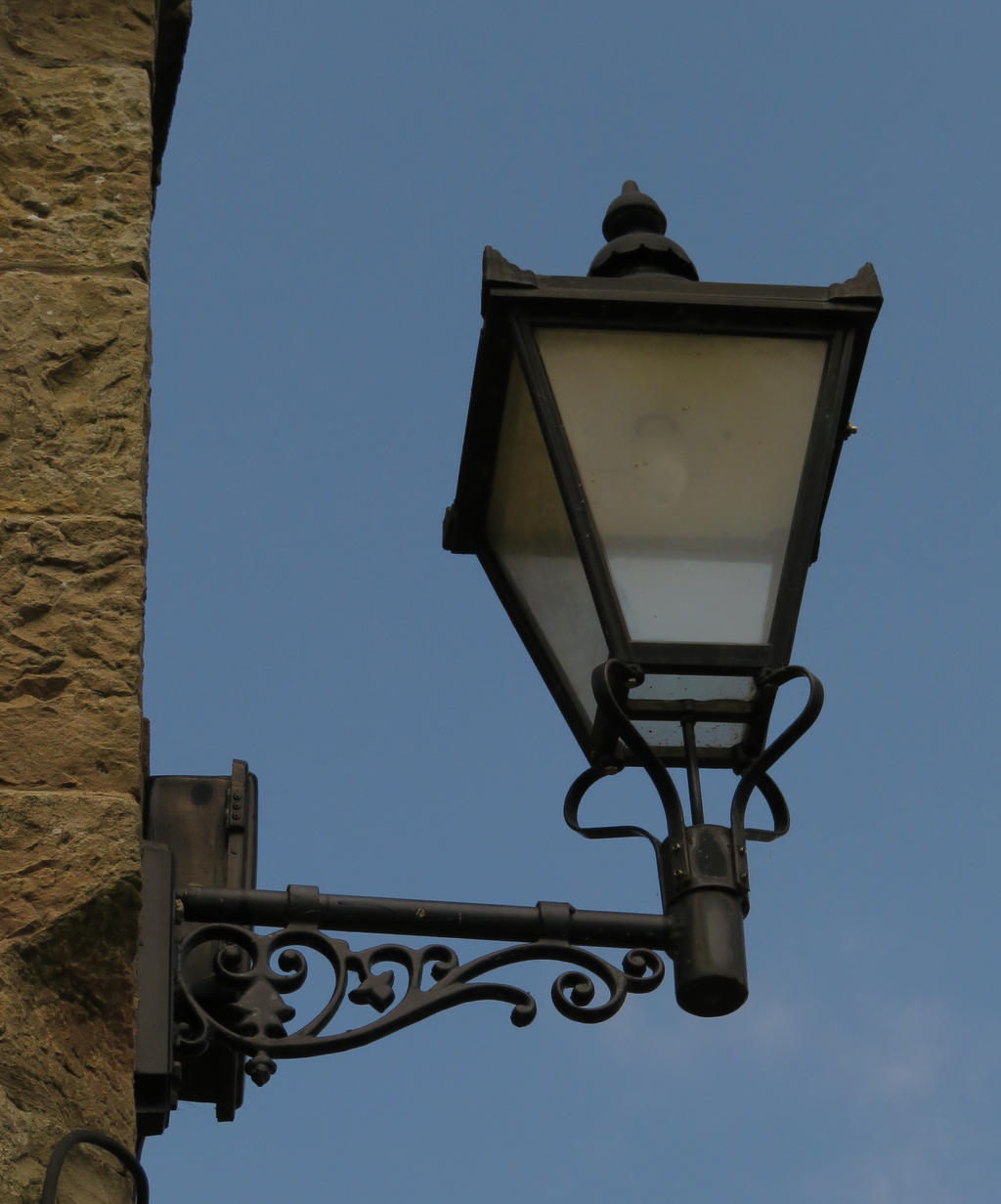 Old Street Lamp2 - Stock by supersnappz16