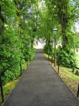 Railed Pathway - Stock