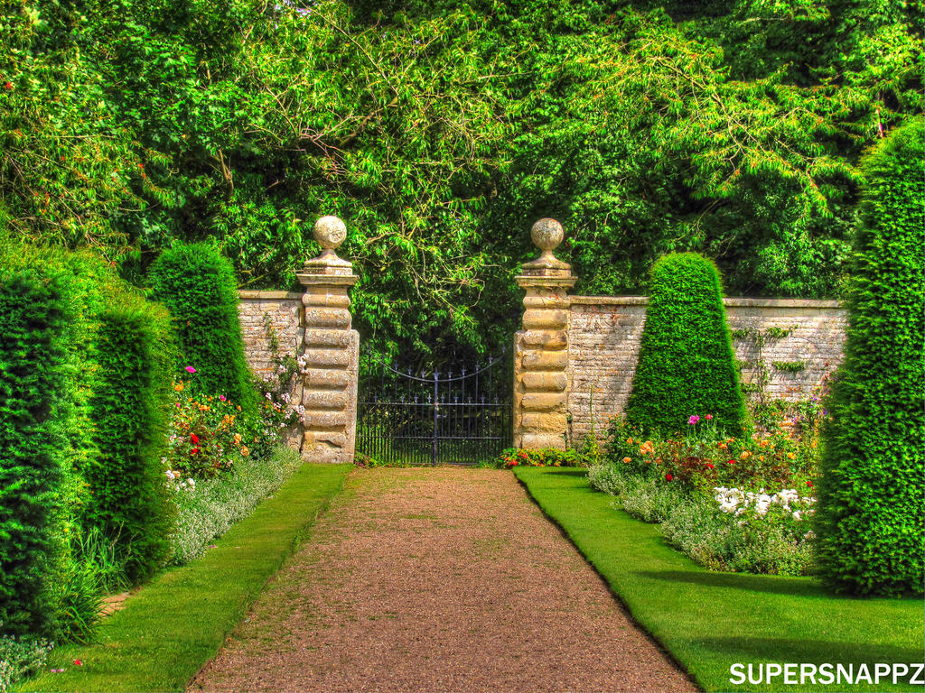 Path To The Gate by supersnappz16