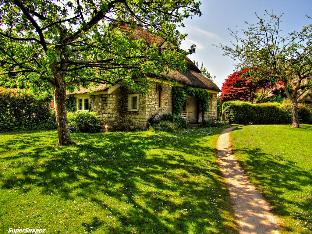 The Oak Cottage by supersnappz16