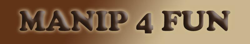 Manip 4 Fun  Logo by supersnappz16