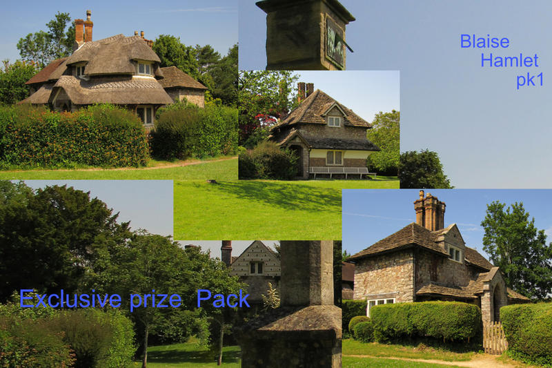 Exclusive Prize Stock Pack by supersnappz16