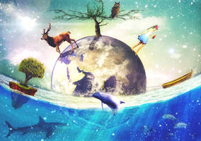 Planet World by supersnappz16