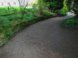 Curved Path 2 stock image by supersnappz16