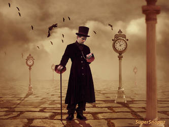 Time Keeper. by supersnappz16