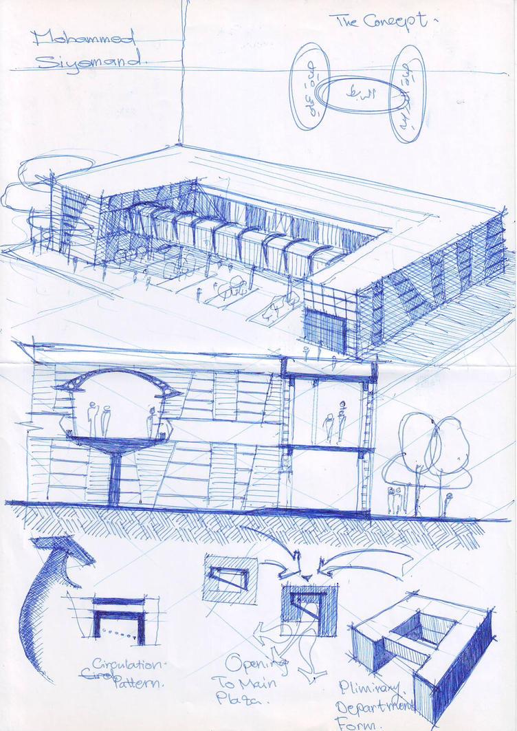 Designing_of_Civil_Department by MohammedSiyamand