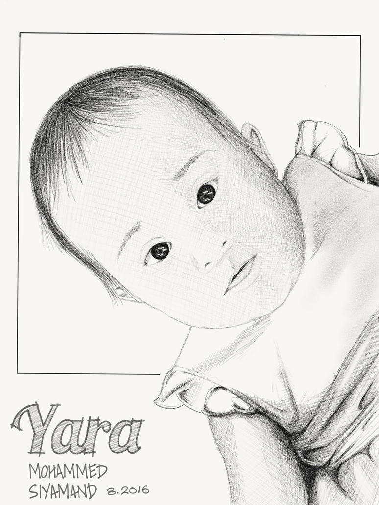 Yara by MohammedSiyamand