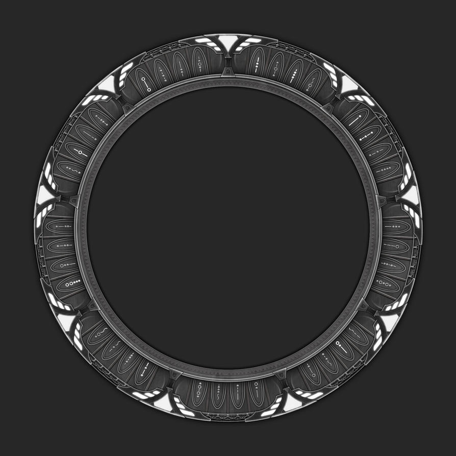 Stargate SGU Gate by emesemese