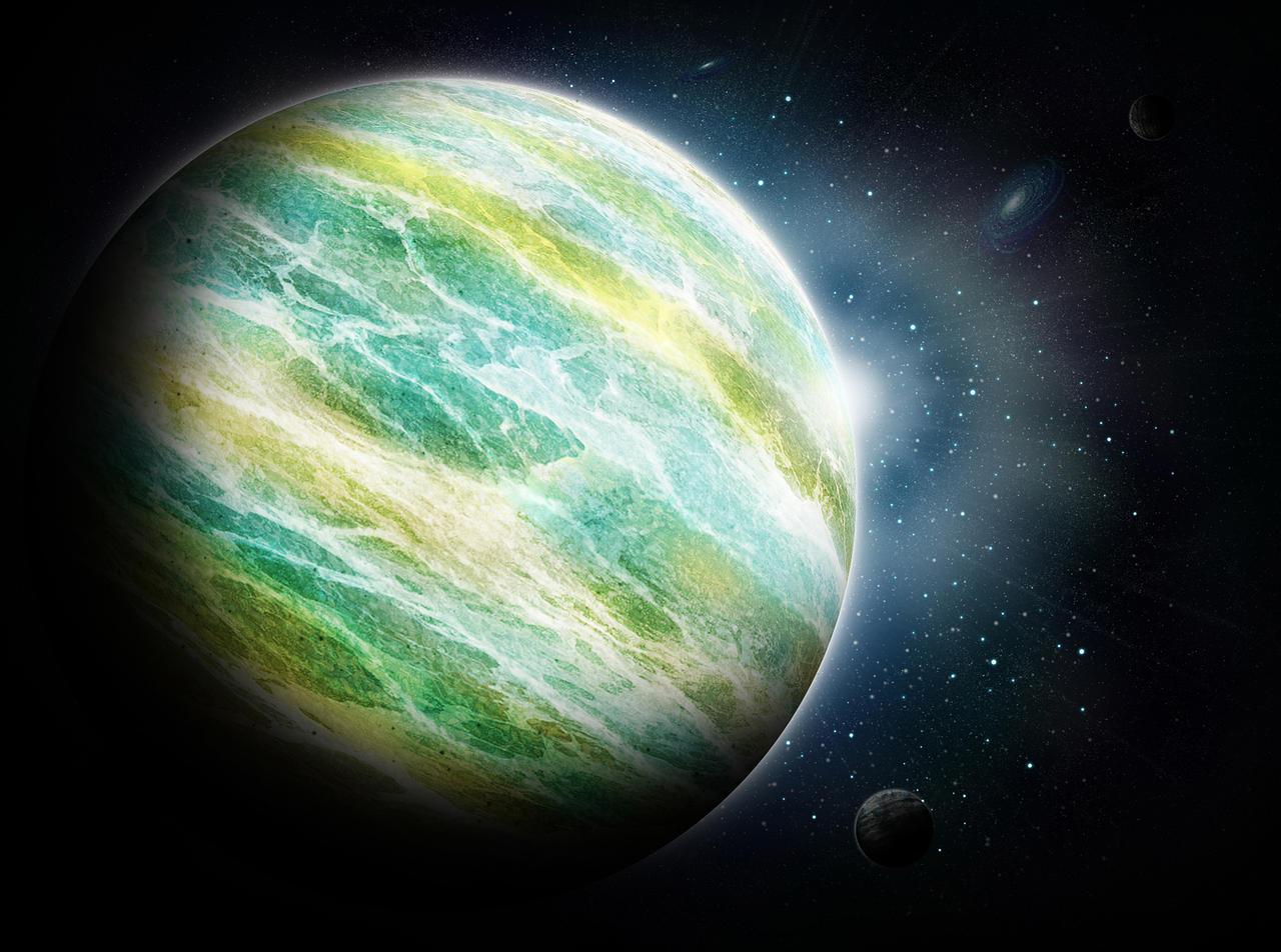 Planet by emesemese