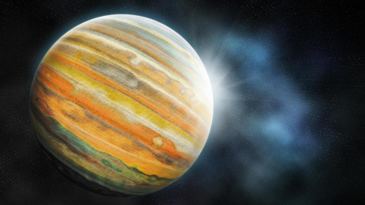 Jupiter by emesemese