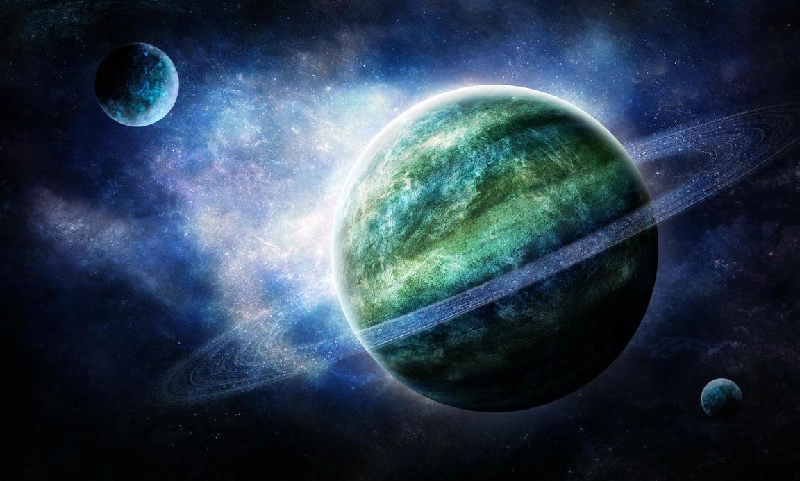 Planets by emesemese