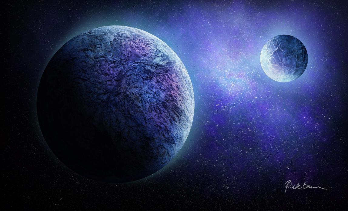 Blue space by emesemese