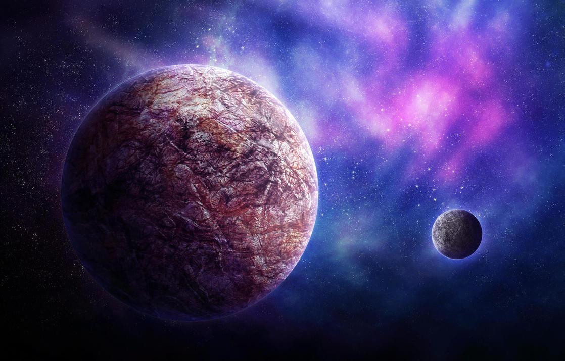 Exoplanet by emesemese