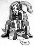 Dog Ears Mina