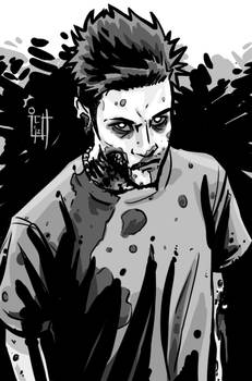 Izzy zombified