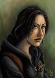 Katniss Everdeen - Hunger Games