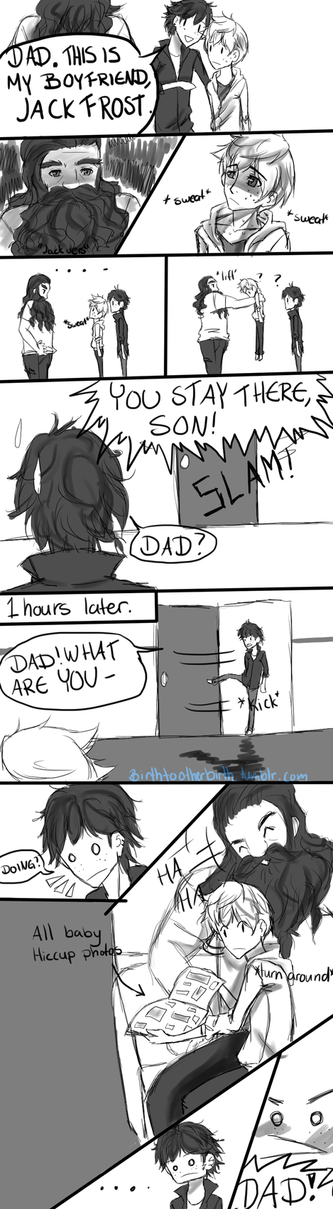 Hijack Week Parents  by aerith31