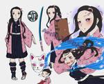 Demon Slayer Nezuko fanfic
