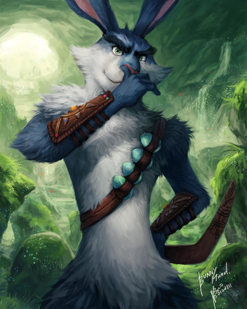 Bunnymund by Scyao