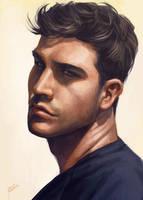 Portraits Practice by Scyao