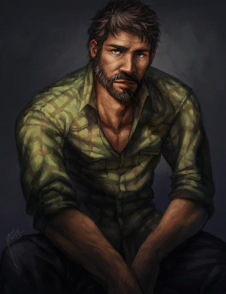 Still Joel by Scyao