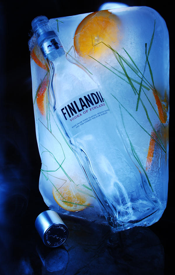 Finlandia - Cold As Ice by PurplePoisonDust