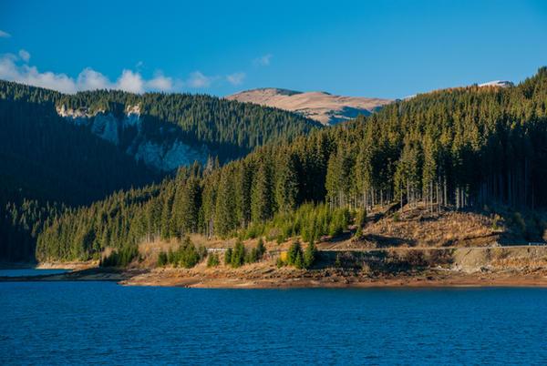 Bolboci lake by PurplePoisonDust
