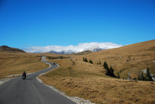 Bucegi Mountains III by PurplePoisonDust