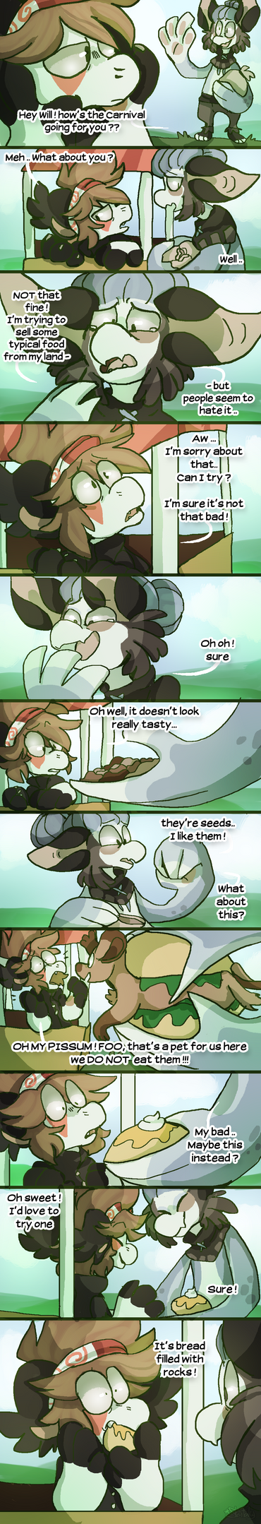 Mod Mess With Foo by Faky-bean