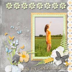 Sun in Splendour by AADesignsCT