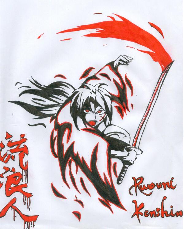 Rurouni Kenshin By Demoneyes92 On DeviantArt