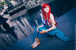 Ariel Voice of the Ocean Cosplay
