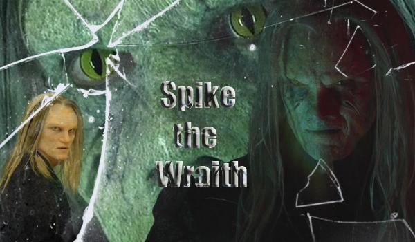 Wraith the Spike by tatyankaWraith