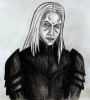 Wraith by tatyankaWraith