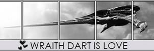 Wraith dart is love