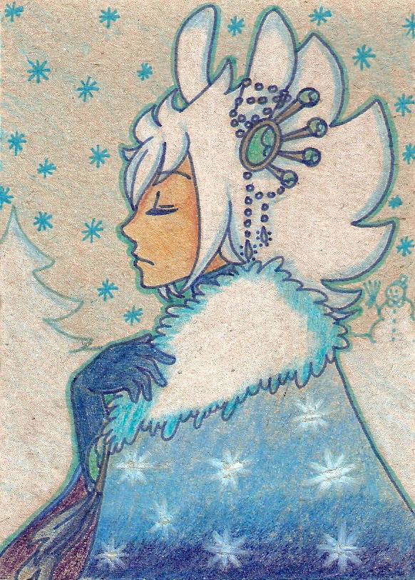 Winter Edzio! by LadyMilka