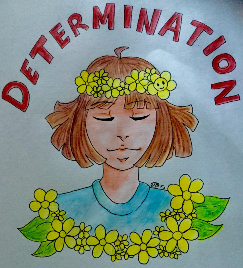 DETERMINATION  by Rhianimation