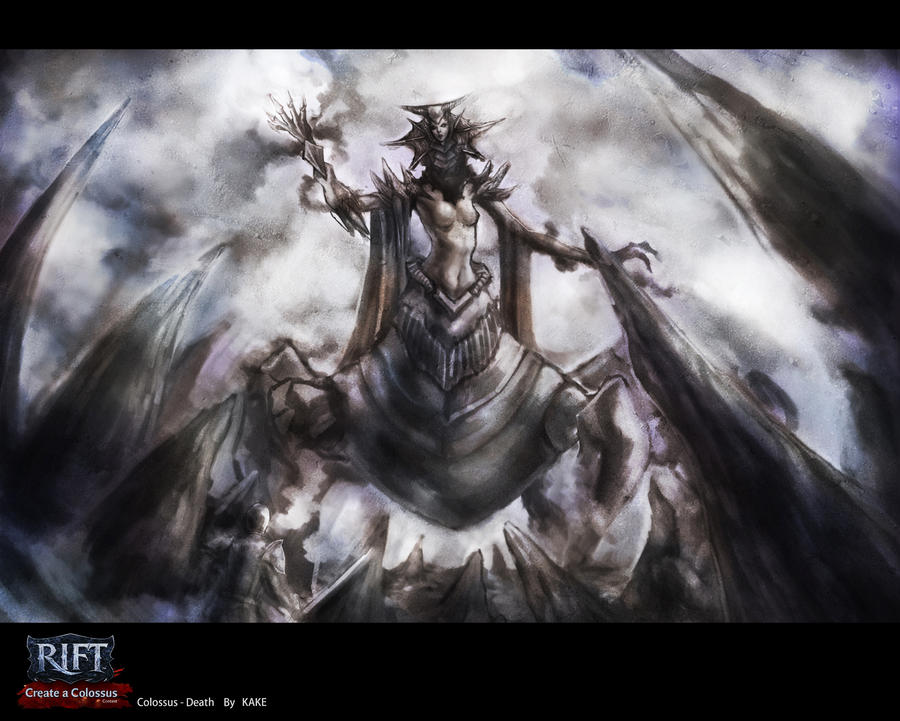Colossus - Death by kake230