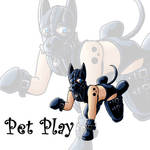 :PET PLAY: PUPPY PLAY