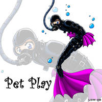 :PET PLAY: FISHY PLAY by Lorddragonmaster