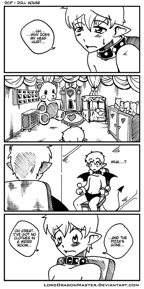 DC:P -Doll House by Lorddragonmaster